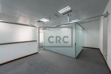 Office for Sale in Jumeirah Lake Towers (JLT), Dubai - Tenanted Office for Sale in GoldCrest Executive near Metro!
