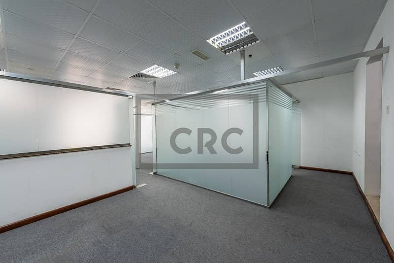 Tenanted Office for Sale in GoldCrest Executive near Metro!