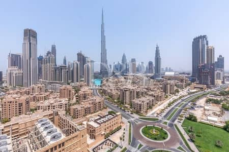 2 Bedroom Flat for Rent in Downtown Dubai, Dubai - Full Burj View | Best Layout | Negotiable