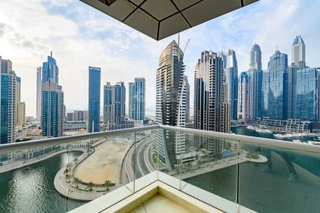 3 Bedroom Apartment for Sale in Dubai Marina, Dubai - Full Marina View I Motivated Seller I Rented unit