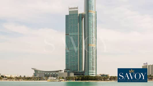1 Bedroom Apartment for Rent in Corniche Area, Abu Dhabi - No Commission, Modern 1BR Flat, Direct from Owner