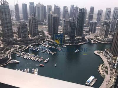 1 bed unit with Full marina view on high floor