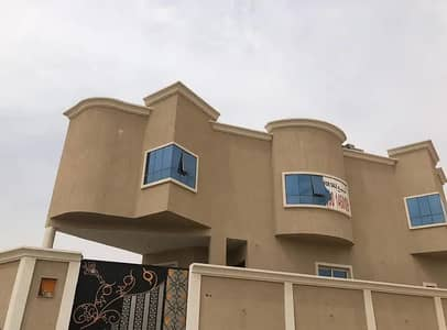 5 Bedroom Villa for Sale in Al Helio, Ajman - Excellent villa for sale in Helio Al Yasmeen Cash or bank financing