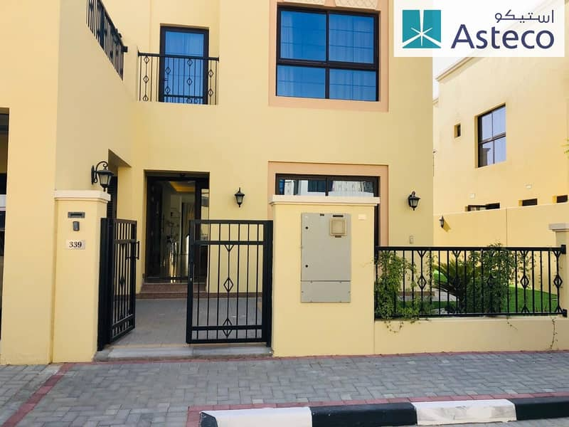 2 1 Month Free - Brand New 4 Bed Villa in Nad Al Sheba