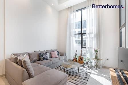 شقة 2 غرفة نوم للبيع في قرية جميرا الدائرية، دبي - Courtyard | Private Terrace | Community View