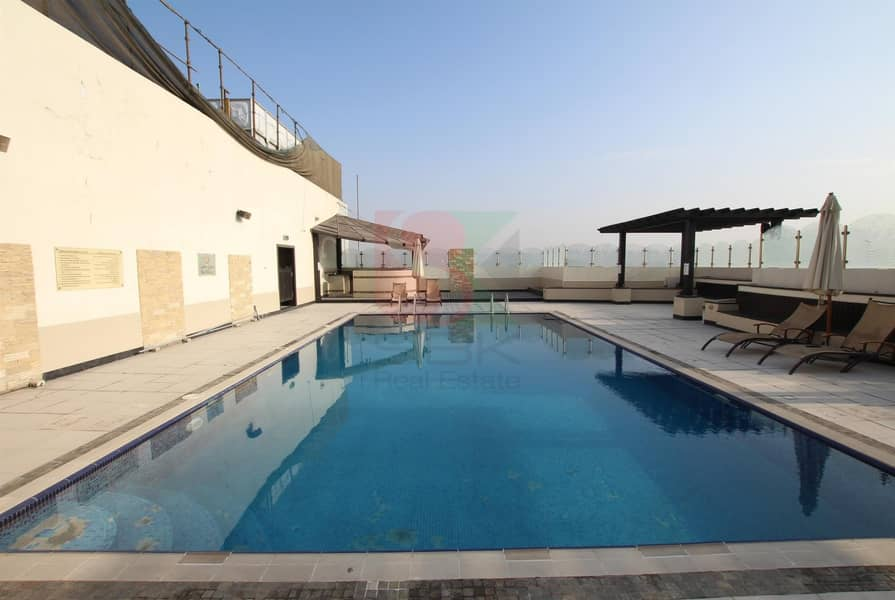 10 No Commission Furnished Chiller Free 2BHK Al Nahda 1