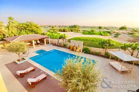 6 Bedroom Villa for Sale in Arabian Ranches, Dubai - 6 Bedrroms | Golf Course View | Vacant