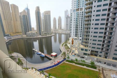 فلیٹ 1 غرفة نوم للبيع في دبي مارينا، دبي - Great Investment   Negotiable   Furnished