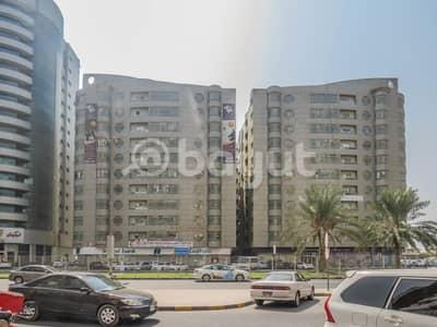 2 Bedroom Apartment for Rent in Sheikh Khalifa Bin Zayed Street, Ajman - Rifa 1 Building