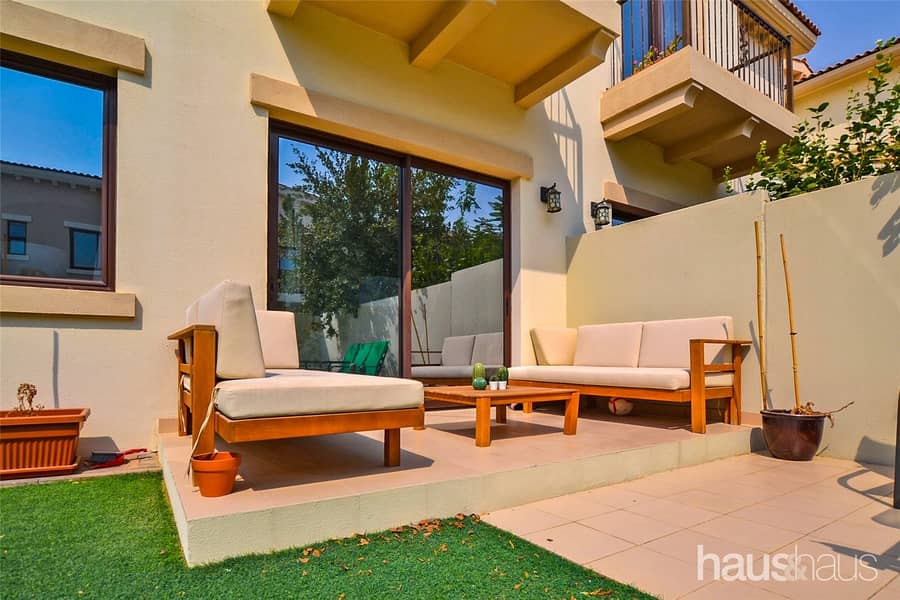 Type 3M | Close to pool | Landscaped garden