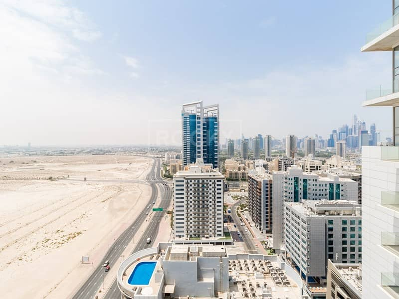28 Affordable Large 1 Bed | Loft Penthouse | Chiller in Dewa