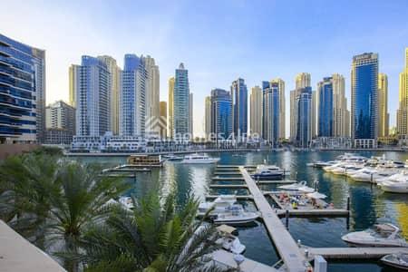 شقة 1 غرفة نوم للبيع في دبي مارينا، دبي - Marina View   High Floor   Investor Deal