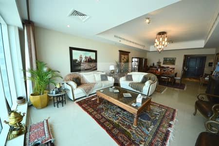 3 Bedroom Flat for Rent in Dubai Marina, Dubai - Full Sea View