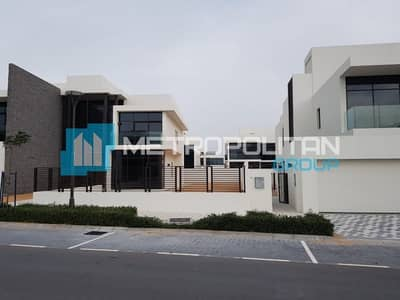 4 Bedroom Villa for Sale in Saadiyat Island, Abu Dhabi - Stand Alone Type A Luxurious Villa /  Invest Now!
