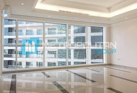 فلیٹ 2 غرفة نوم للايجار في منطقة الكورنيش، أبوظبي - Excellent   2BR+Maid's  Apartment / Ready To Move!