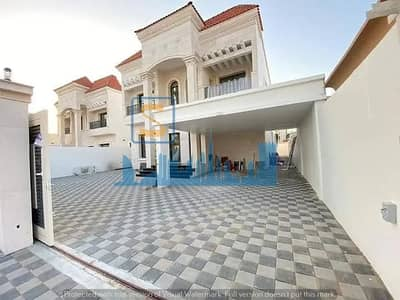 5 Bedroom Villa for Sale in Al Rawda, Ajman - less than a minute from sheikh mohamed ben zayed road  near school and services