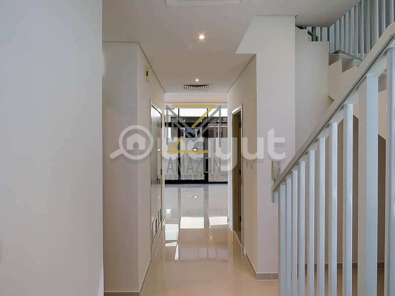 Ready to Move / Luxurious and Huge 4 Bedroom plus Maid Villa / - Trinity Damac Hills