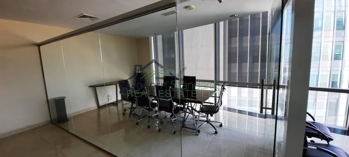 Fully Furnished Office | Emirates Financial Tower DIFC