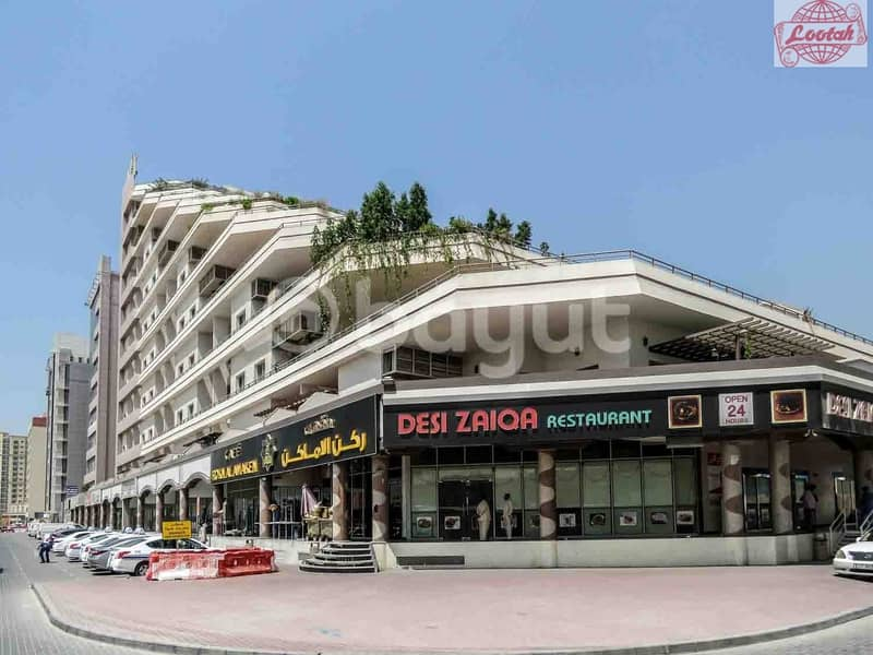 Affordable 2 Bedroom Flat with Balcony For Rent in Al Qusais