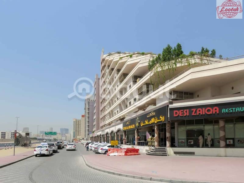 22 Affordable 2 Bedroom Flat with Balcony For Rent in Al Qusais