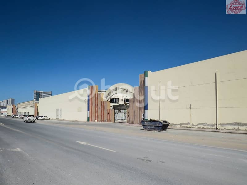 Available Warehouse For Rent in Ajman Industrial 1! Direct from owner! No Commission!