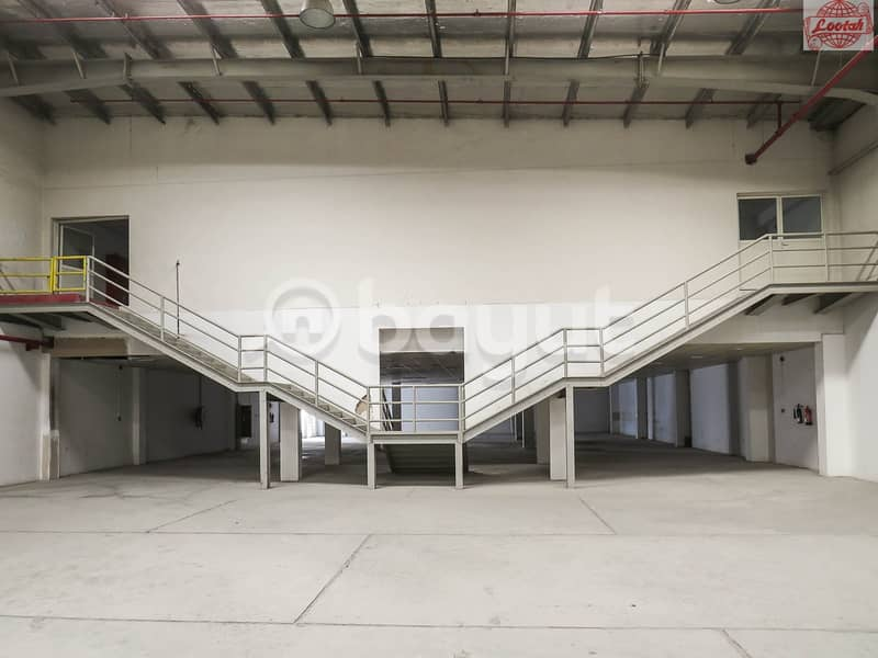 37 Direct from Owner! No commission! Spacious Warehouses available for Rent in Ajman Ind. Area 1