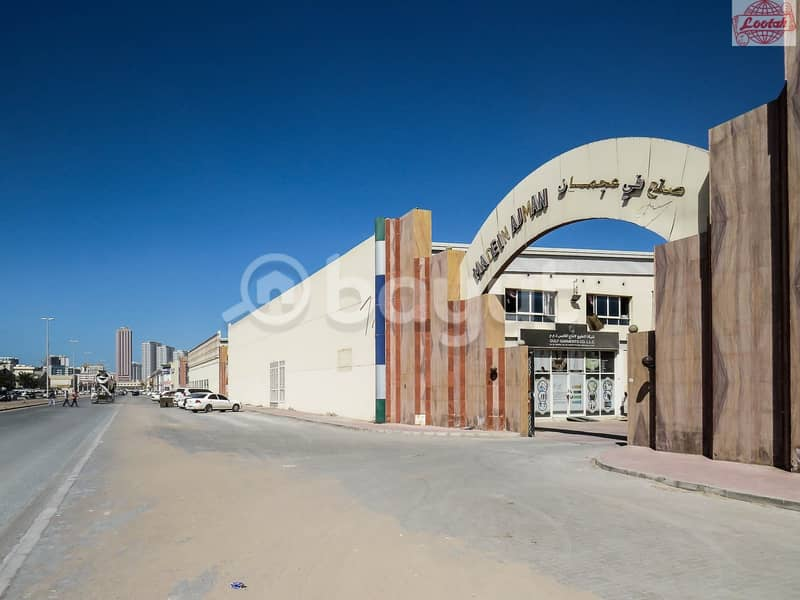 2 Available Warehouse For Rent in Ajman Industrial 1! Direct from owner! No Commission!