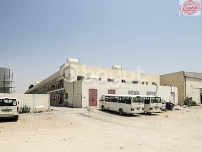 سكن عمال  للايجار في عجمان الصناعية، عجمان - Labour Camp Available For Rent in Ajman