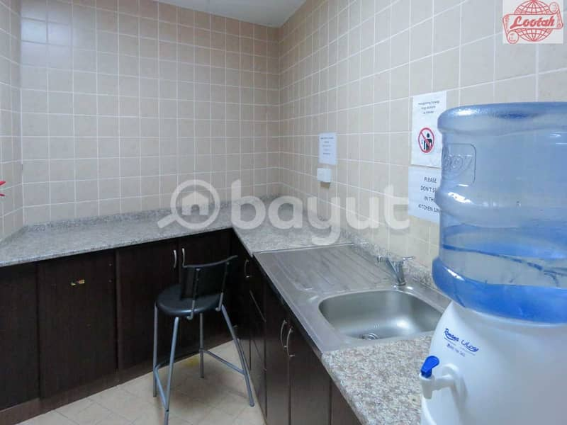 19 Ready to Occupy Fitted Office for Rent in a very affordable! No Commission! Direct from owner! 1 month free rent!