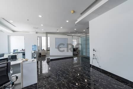 مکتب  للبيع في الخليج التجاري، دبي - Fitted| Partitioned| For Sale | Business Bay