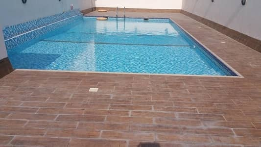 1 Bedroom Flat for Rent in Muhaisnah, Dubai - 1 MONTH FREE-1 BHK WITH BALCONY-WARDROBES-GYM-POOL-PARKING 35K