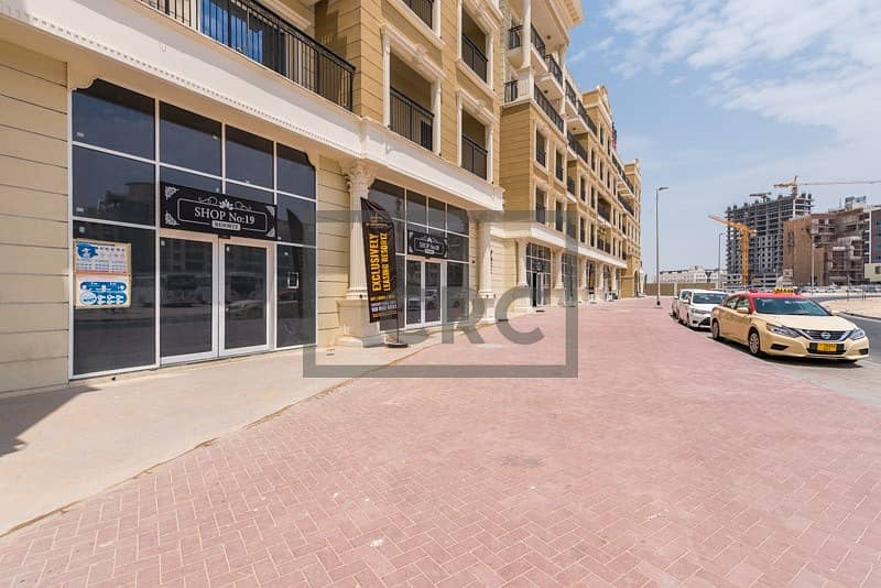 Retail Shop| Shell and Core| Resortz by Danube|Great Price