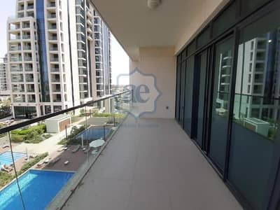 3 Bedroom Apartment for Rent in The Hills, Dubai - Pool & golf course view | 3 bedroom apartment