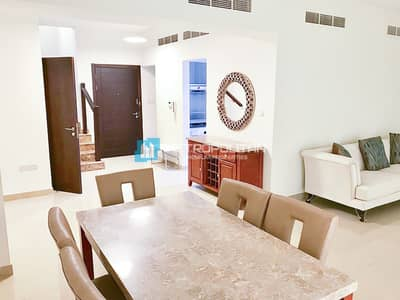 Luxury Furnished 2BR with Maids Villa  Flamingo 1