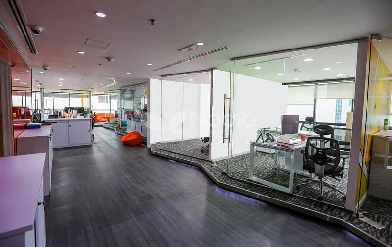 Fully Fitted Office | JBC 4 | JLT