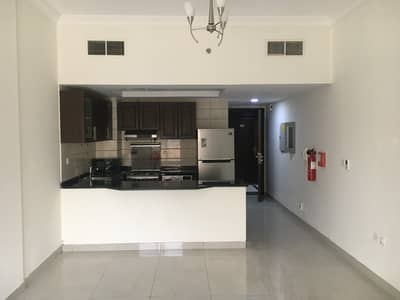 1 Bedroom Apartment for Rent in Al Warsan, Dubai - amazing 1 bedroom   2 washroom  with kids play aeria gym pool parking just 35k big balcony