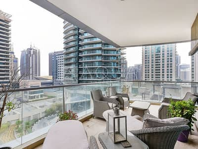 2 Bedroom Flat for Sale in Dubai Marina, Dubai - 2 BR + Maid's | Study room | Full Marina View