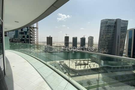 شقة 2 غرفة نوم للايجار في الخليج التجاري، دبي - 2Bed, Larger Size, Furnished, Canal View