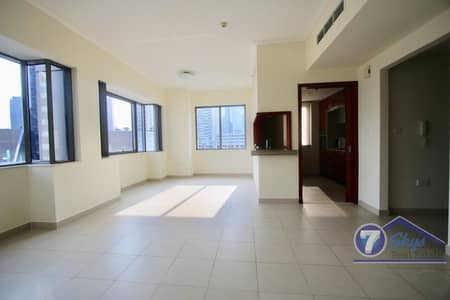 1 Bedroom Apartment for Rent in Downtown Dubai, Dubai - Low floor 1 Bedroom Apartment South Ridge