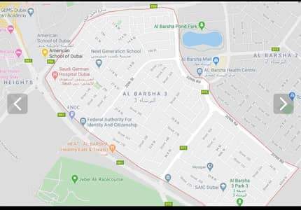 Plot for Sale in Al Barsha, Dubai - Residential Plot for Villa in Al Barsha 3 in an ideal location