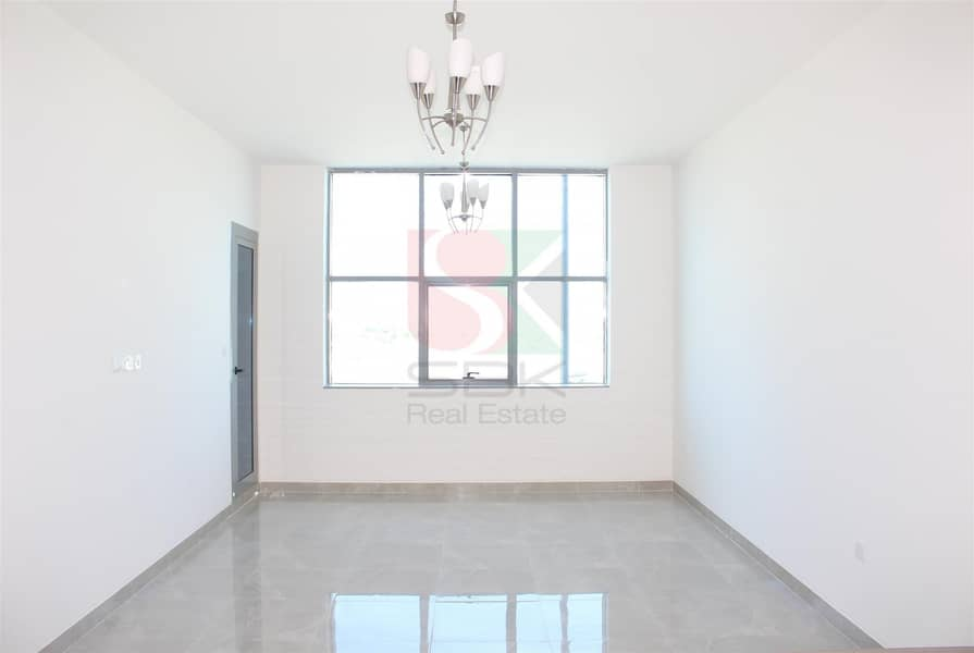 2 Spacious 1BR for Rent In Warsan International City With 1 Month Free