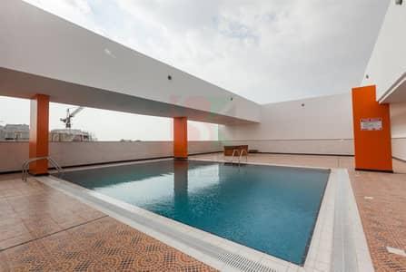 استوديو  للايجار في واحة دبي للسيليكون، دبي - Spacious Studio Apartment Available in DSO