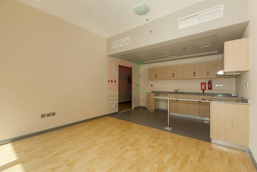 2 Spacious Studio Apartment Available in DSO