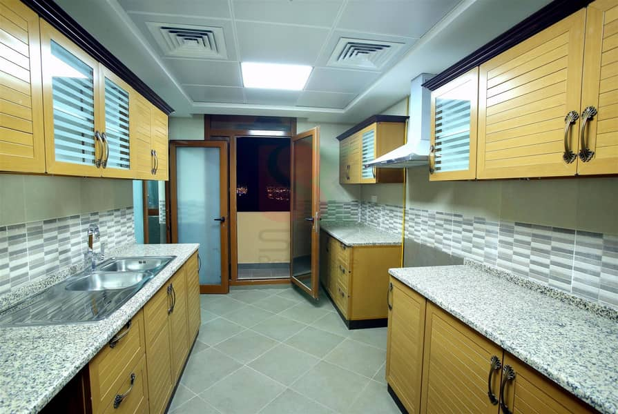 2 Spacious High Quality 2BR Flats In Al Jaddaf