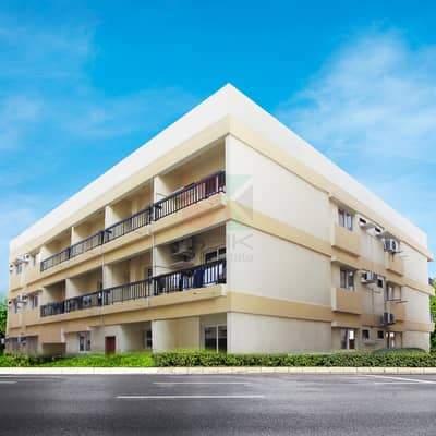 2 Bedroom Apartment for Rent in Al Karama, Dubai - Huge 2BHK For Sharing Bachelors / Staff Near ADCB Metro