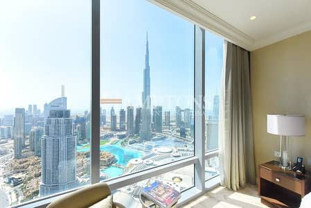 4 Bedroom Flat for Sale in Downtown Dubai, Dubai - Exclusive | Duplex FV Tower 1 High Floor