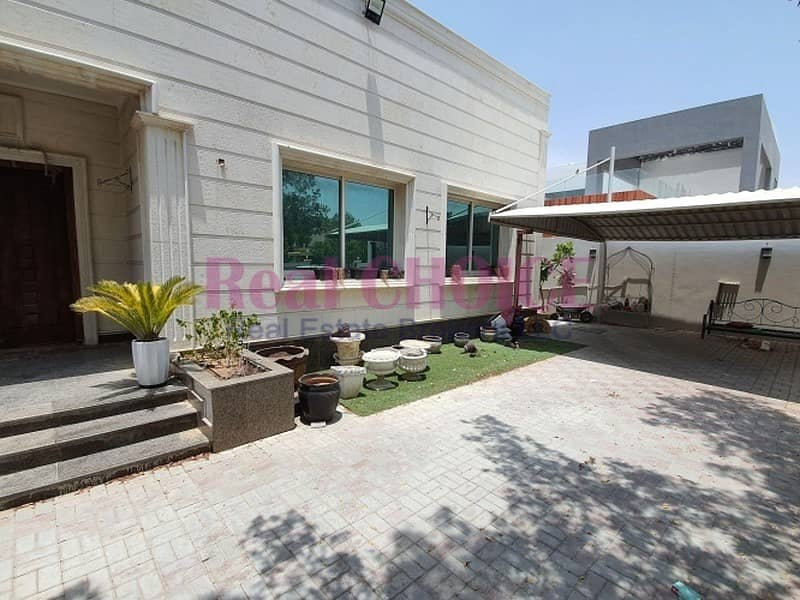 Furnished Half Villa | Spacious | Well Maintained