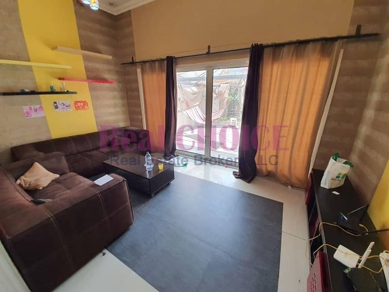 2 Furnished Half Villa | Spacious | Well Maintained