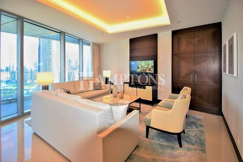 Exclusive | Large 1BR High Floor | Sky View