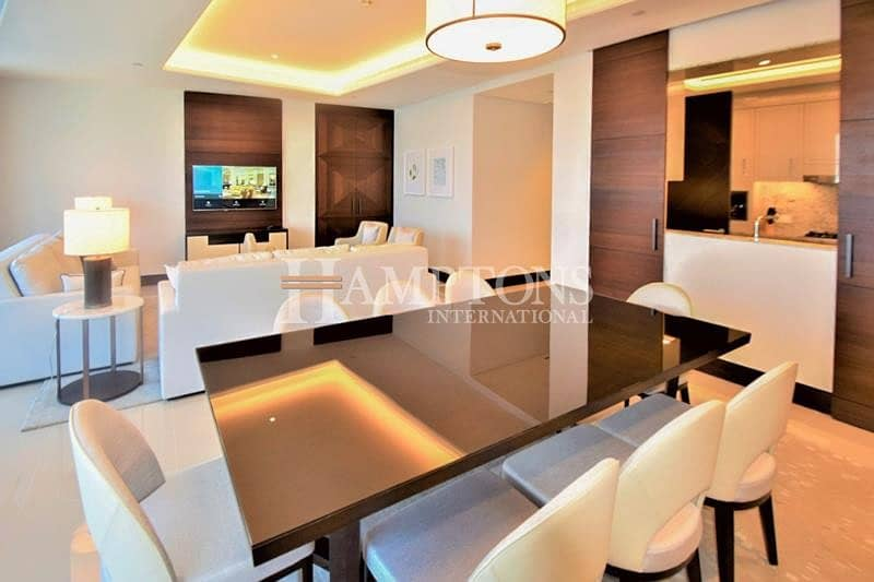 2 Exclusive | Large 1BR High Floor | Sky View